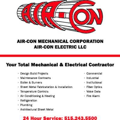 November Member Feature — Air-Con Mechanical - Mechanical