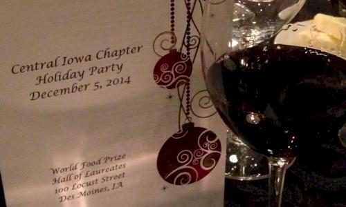Central Iowa Holiday Party